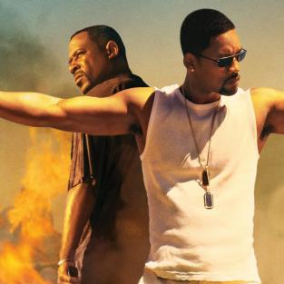 Martin Lawrence và Will Smith tái ngộ trong Cớm Siêu Quậy 3