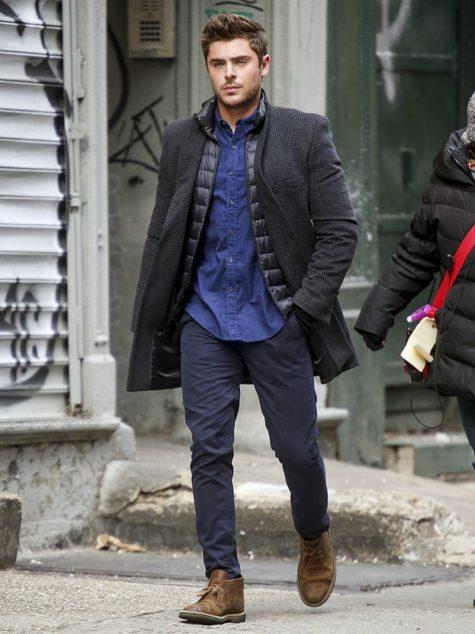 """Phong cách thời trang """"trai ngoan"""" dành cho đàn ông"""