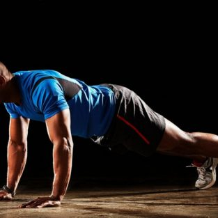 Hướng dẫn bài tập hít đất tác động hiệu quả cơ vai và ngực