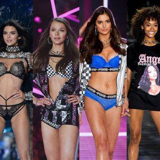 Ngắm nhìn dàn người mẫu Victoria's Secret mới nổi bật tại show diễn thời trang nội y