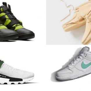 6 thiết kế giày thể thao nổi bật tuần 2 tháng 11/2018