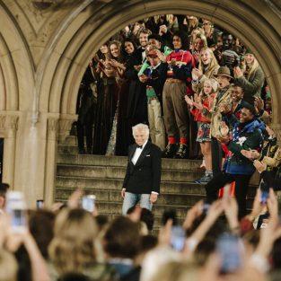 Sau tất cả, thương hiệu Ralph Lauren cũng đã chịu hòa nhập xu hướng streetwear