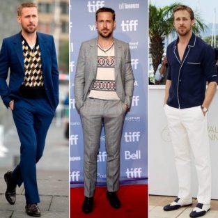 Phong cách thời trang Ryan Gosling: Từ gã trai đẹp lôi thôi đến quý ông lịch lãm của Hollywood
