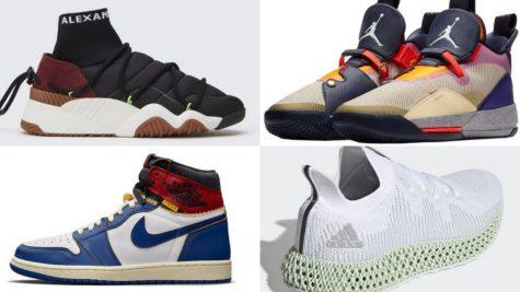 6 thiết kế giày thể thao nổi bật tuần 3 tháng 11/2018