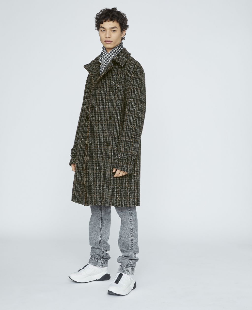 ao khoac nam - ao overcoat stella mccartney - elle man