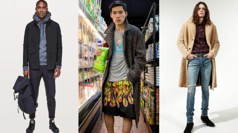 5 kiểu áo khoác nam phong cách Thu-Đông dành cho phái mạnh