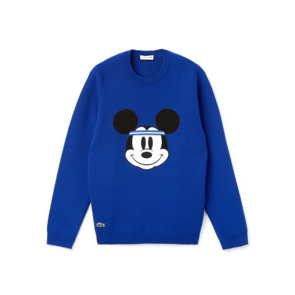 thuong hieu lacoste bst Noel 2019 x Disney - elle man (8)