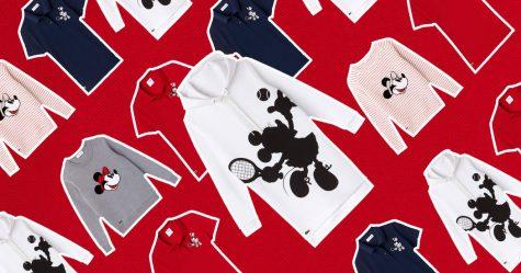 Mừng Giáng Sinh 2018, thương hiệu Lacoste ra mắt BST kết hợp cùng Disney