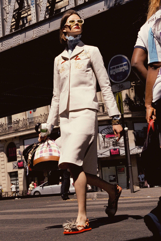 Tin tức thời trang đáng chú ý trong nửa đầu tháng 11 chính là việc Serge Ruffieux rời thương hiệu Carven sau gần 2 năm gắn bó. Ảnh: Vogue