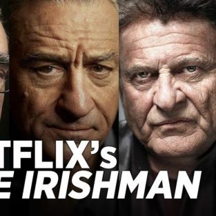 """Công ty Netflix chi bạo để hội tụ các """"lão làng"""" Hollywood cho dự án phim năm 2019"""