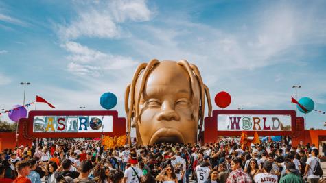 Có gì bên trong lễ hội âm nhạc Astroworld của ca sĩ Travis Scott?