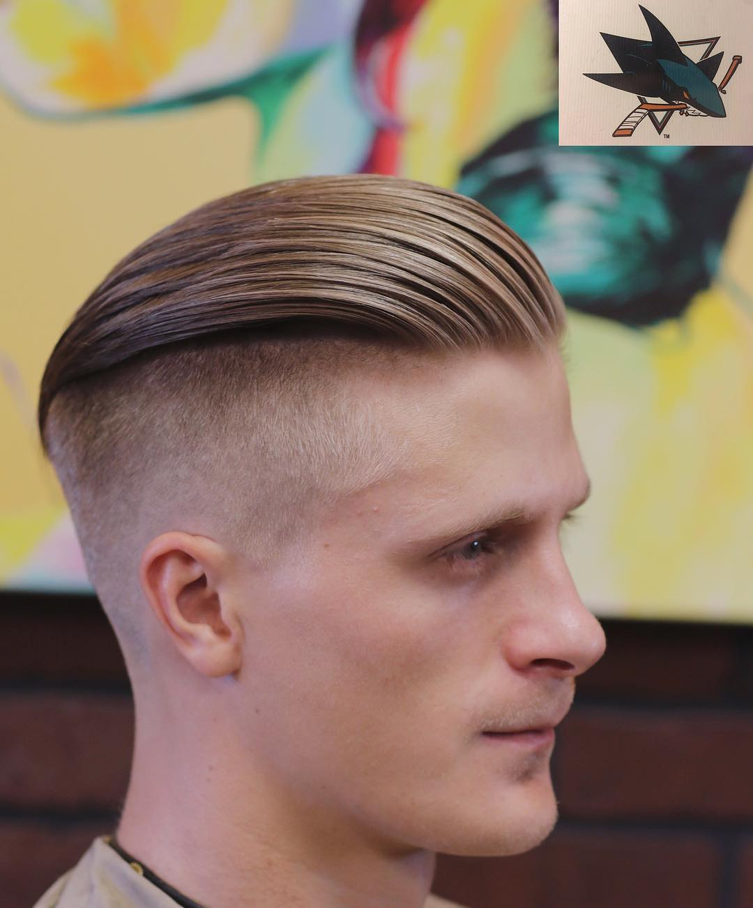 Ảnh: Men's Hairstyle Swag
