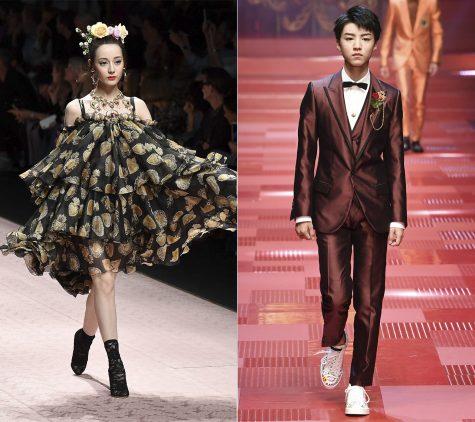 thương hiệu Dolce & Gabbana elle man 5