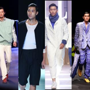 Nhìn lại phong cách thời trang nam qua từng mùa ELLE Fashion Show