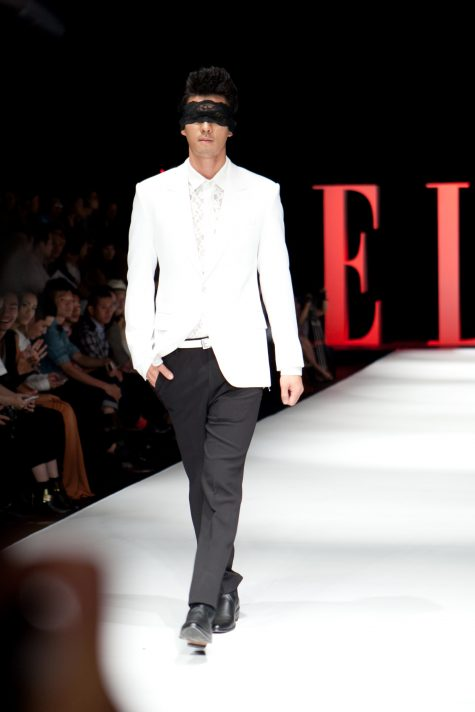 elle fashion show DMC 2011 elle man 7