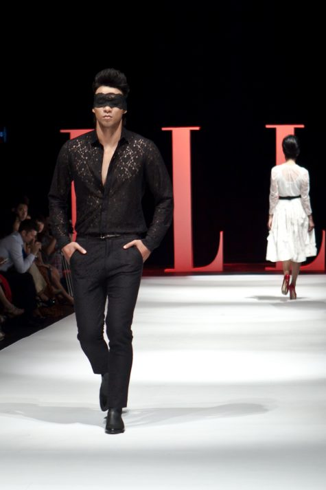 elle fashion show DMC 2011 elle man 8