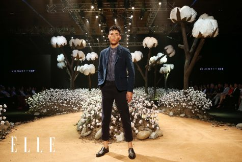 elle fashion show TV 2017 elle man 3