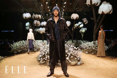 elle fashion show TV 2017 elle man 6