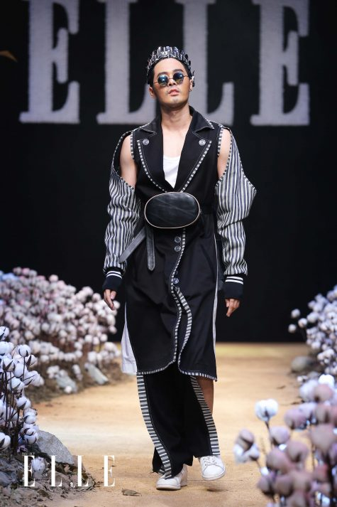 elle fashion show VCK 2017 elle man 3