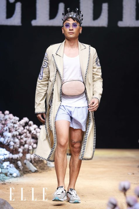 elle fashion show VCK 2017 elle man 4