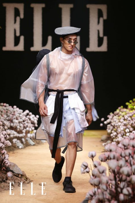 elle fashion show VCK 2017 elle man 5
