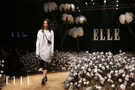 elle fashion show VTL 2017 elle man 2