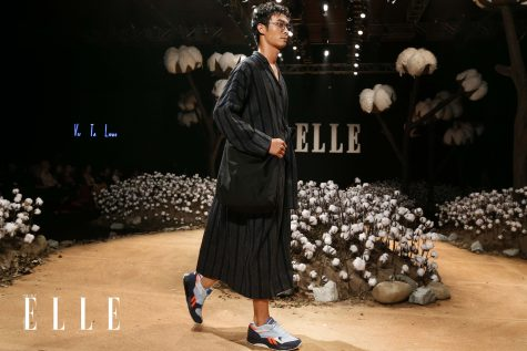 elle fashion show VTL 2017 elle man 4