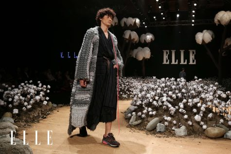 elle fashion show VTL 2017 elle man 5