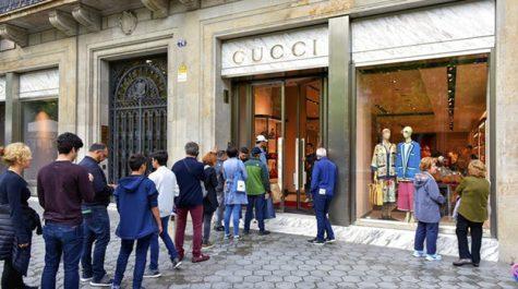 Thời trang cao cấp đang lung lay trước thị trường Trung Quốc