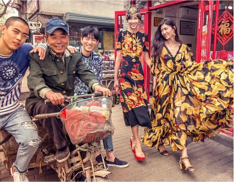 Thương hiệu Dolce & Gabbana xinloi