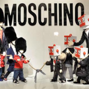 Ý nghĩa logo thương hiệu - Phần 14: Moschino