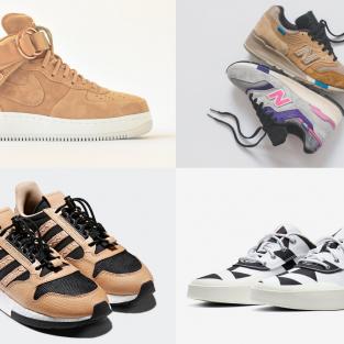 6 thiết kế giày thể thao nổi bật tuần 4 tháng 11/2018