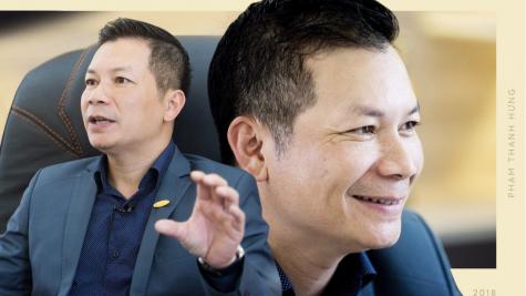 """Doanh nhân Phạm Thanh Hưng: """"Để phát triển bền vững, chúng ta phải quan tâm đến cộng đồng"""""""