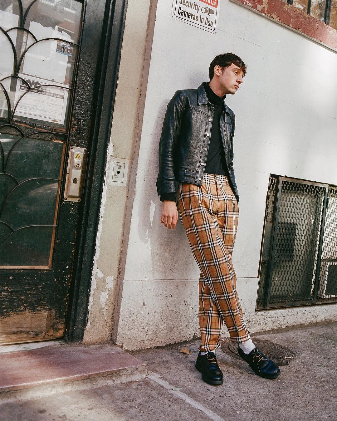 Eric Jess tiếp tục góp mặt vào top thời trang sao nam ấn tượng tuần này với vẻ ngoài cuốn hút. Ảnh: Instagram @ericjess