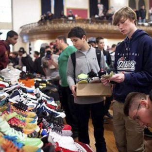 Liệu xu hướng giày thể thao đang trên bờ vực thoái trào?