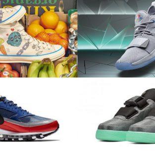 6 thiết kế giày thể thao nổi bật cuối tháng 11/2018
