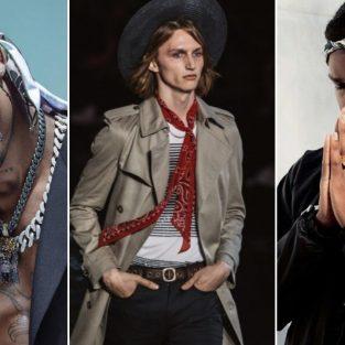 Khăn bandana: Phụ kiện thú vị và đa năng của thời trang đường phố