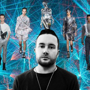 BST Dior Men Pre-Fall 2019: Khái niệm thời trang tương lai của Kim Jones