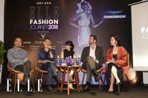ELLE Việt Nam họp báo công bố chủ đề ELLE Fashion Journey 2018: Fashion For Tomorrow