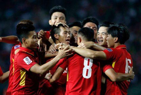Đội tuyển Việt Nam và giấc mơ 10 năm tại Suzuki AFF Cup