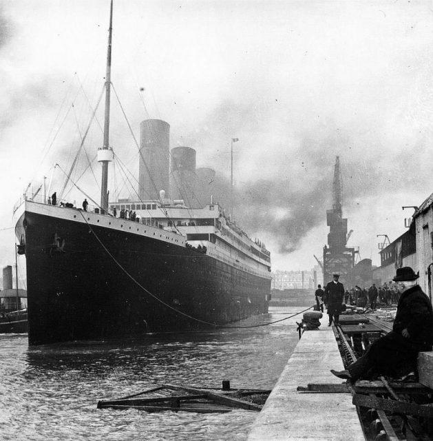 con tau titanic - elle man - 2