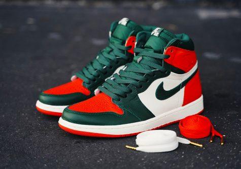 giày thể thao - elle man 123