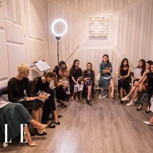 Đột nhập hậu trường fitting trước giờ G tại ELLE Fashion Journey 2018