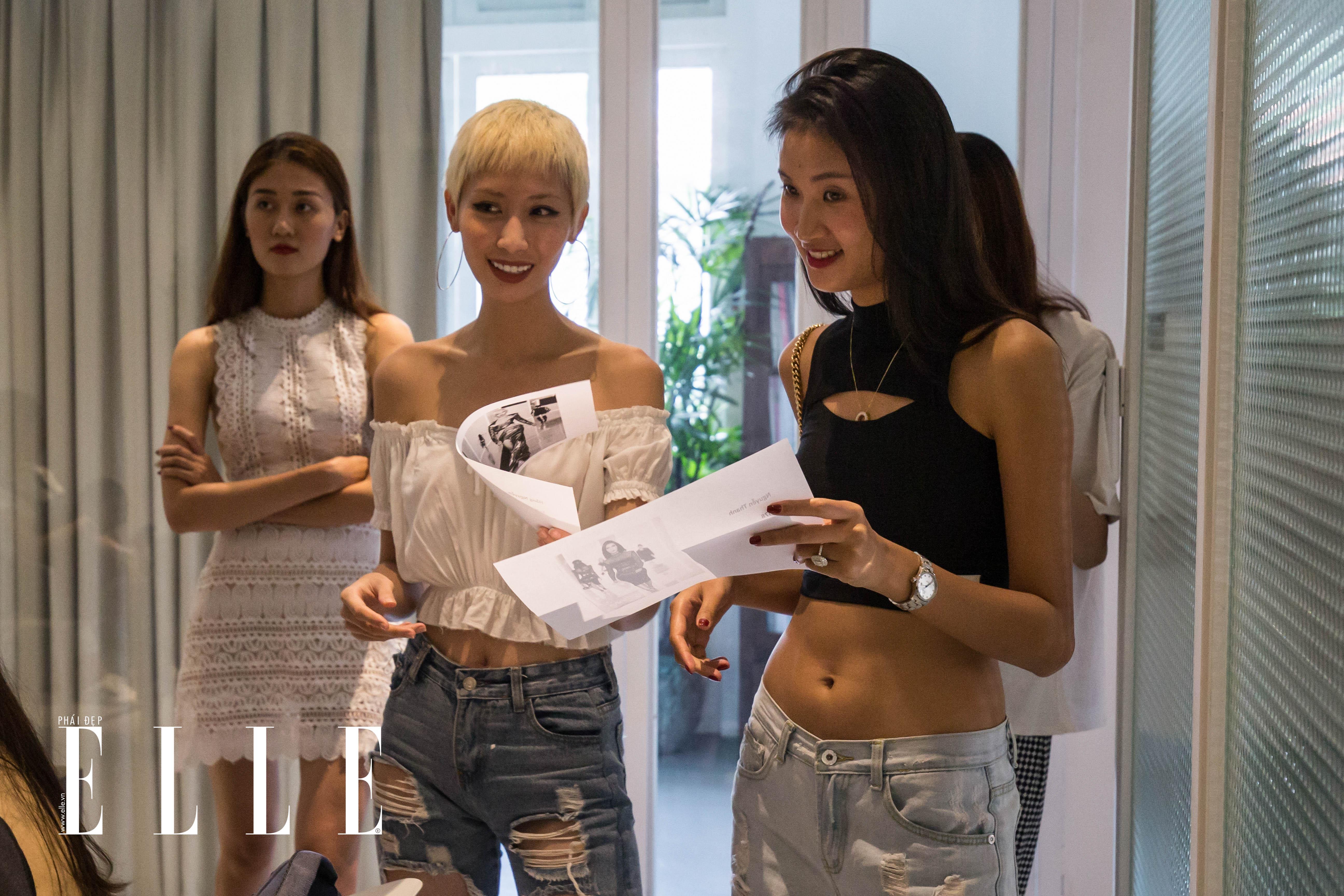 elle fashion journey 2018 - fitting - elle man 24