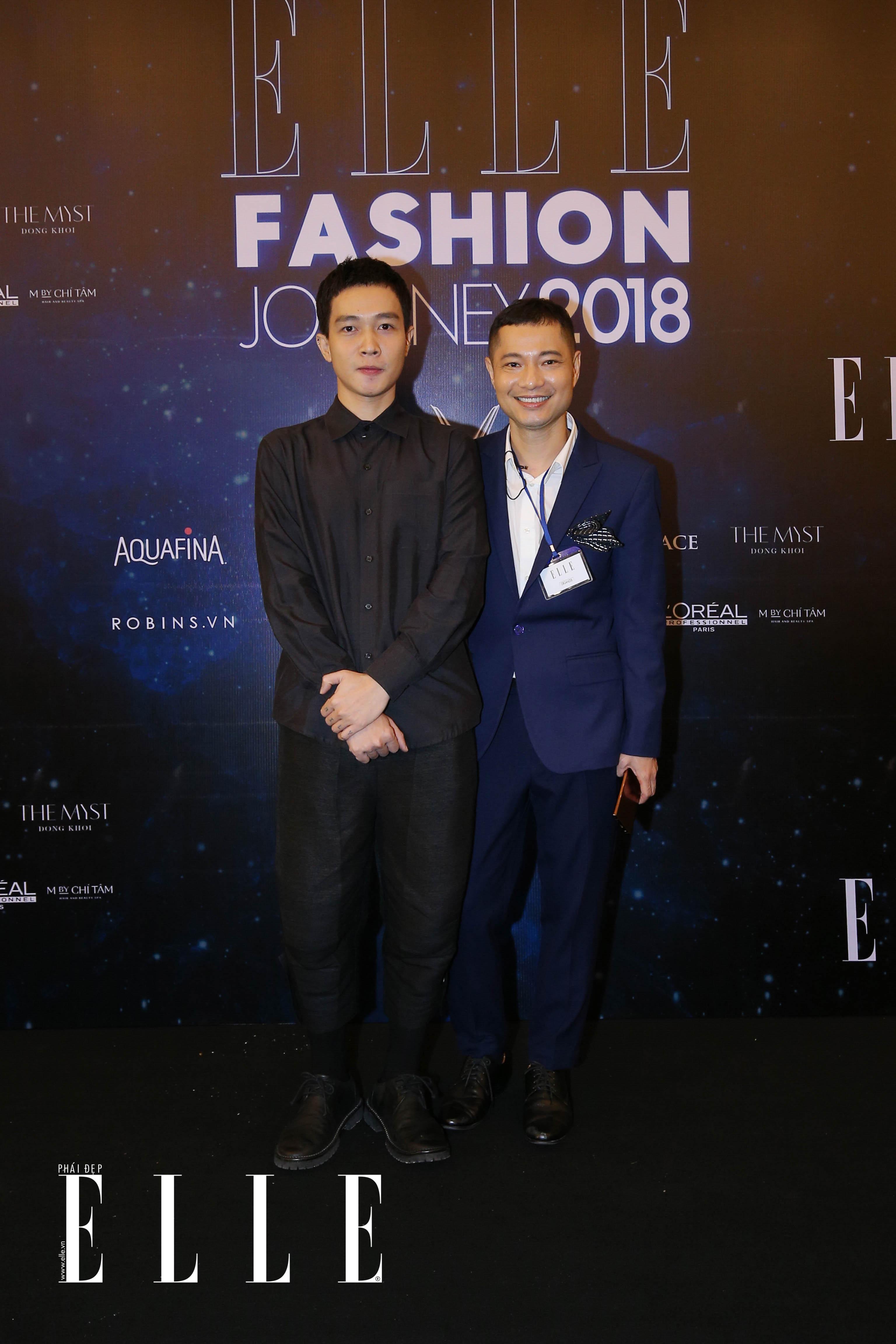 elle fashion show 2018
