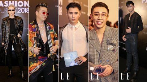 Đàm Vĩnh Hưng, Kelbin Lei, Trọng Hiếu, Will 365,... nổi bật tại ELLE Fashion Show 2018