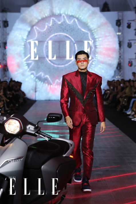 ELLE Fashion Journey 2018 phong cach nam