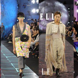 Điểm lại các thiết kế thời trang nam ấn tượng trên runway ELLE Fashion Journey 2018