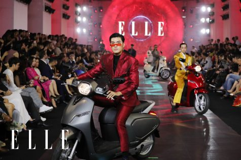 ELLE Fashion Journey 2018 phong cach nam2