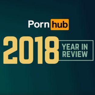 Trang người lớn Pornhub tổng hợp dữ liệu thú vị của năm 2018
